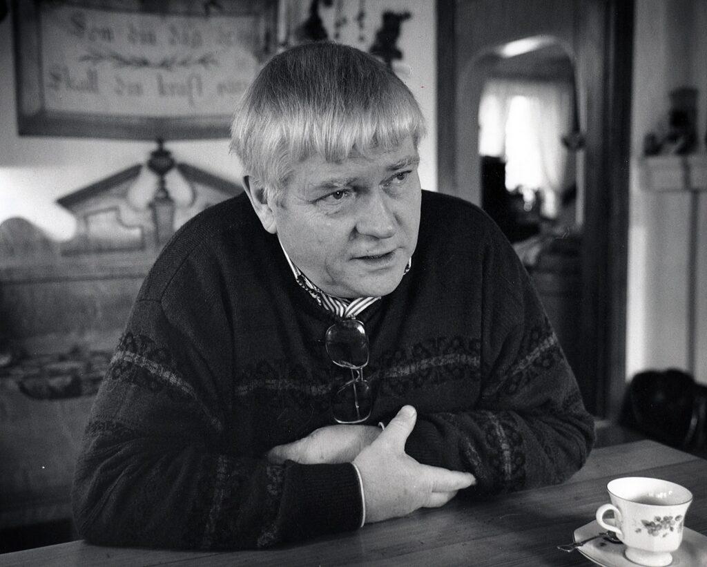 Foto: Curt Dahlgren 1992